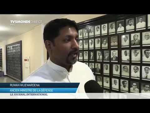 Sri Lanka : lutte de pouvoir