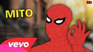 """O Aranha é Mito   Paródia """"Despacito""""   Homem-Aranha (ORIGINAL)"""