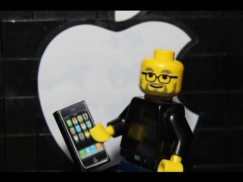 The lego ghost of steve jobs youtube for Lego entwickler job