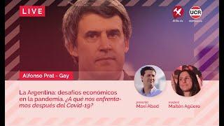 Argentina  desafíos económicos en la pandemia. ¿A qué nos enfrentamos después del Covid 19?