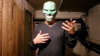 """Обзор маски из фильма """"Маска"""""""