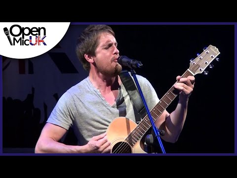 TRY - PINK Performed by BEN SWEENY  at the Fareham Open Mic UK music competition