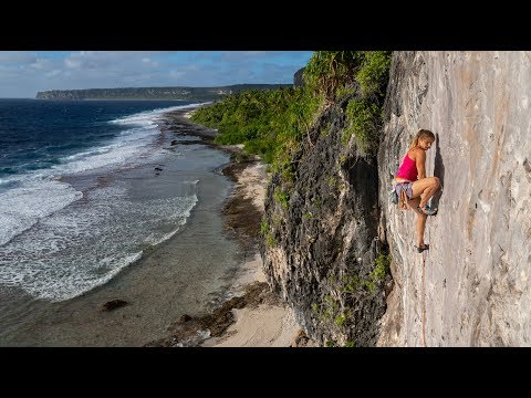 Makatea, Best Rock Climbing In The Pacific || Cold House Media Vlog 94