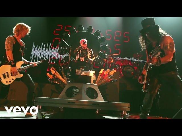 Guns N' Roses - 4/8/16 LAS VEGAS Night 1 #GnFnR