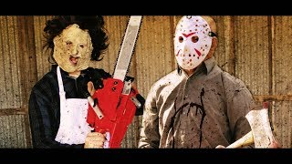 LEATHERFACE vs JASON VOORHEES (Texas Chainsaw vs Friday the 13th)