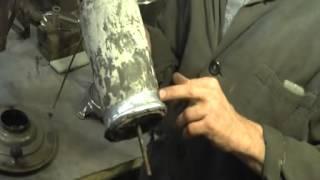 Самовар 1951г Сборка(Ремонт тульского самовара (дровяной). Подготовка его к сборке. Изготовление недостающих деталей, ремонт..., 2013-12-28T17:24:20.000Z)