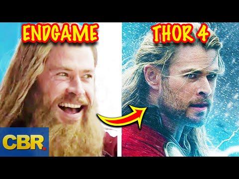 Thor 4 Love