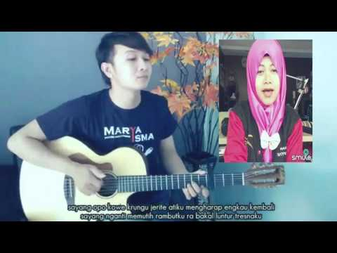 [SAYANG] - Via Vallen - Marya Isma Ft Nathan Fingerstyle
