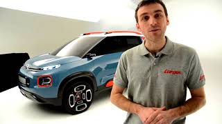 Citroen C Aircross 2017 Review
