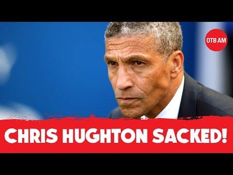 Chris Hughton sacked | #OTBAM respond to surprise Brighton decision