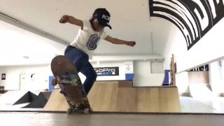 Sky Brown 8 years old Skateboarding Girl