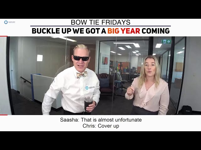 BOW TIE FRIDAYS S6E1 - Buckle Up We Got A Big Year Coming