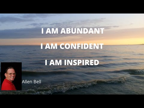 I AM ABUNDANT, CONFIDENT & INSPIRED REPROGRAM YOUR MIND! POSITIVE AFFIRMATIONS from YouTube · Duration:  14 minutes 21 seconds