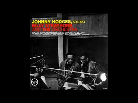 Johnny Hodges & Billy Strayhorn Orchestra ( Full Album )