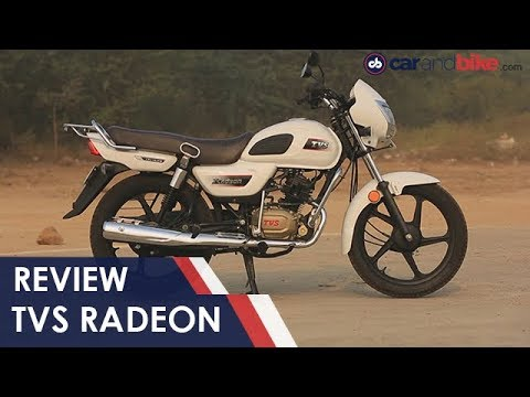 TVS Radeon Review | NDTV carandbike