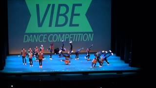 Akashi breakers/VIBE XIX Dance Competition/2014