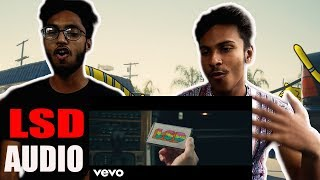 Download Lagu LSD - Audio (Official Video) ft. Sia, Diplo, Labrinth | Reaction Mp3
