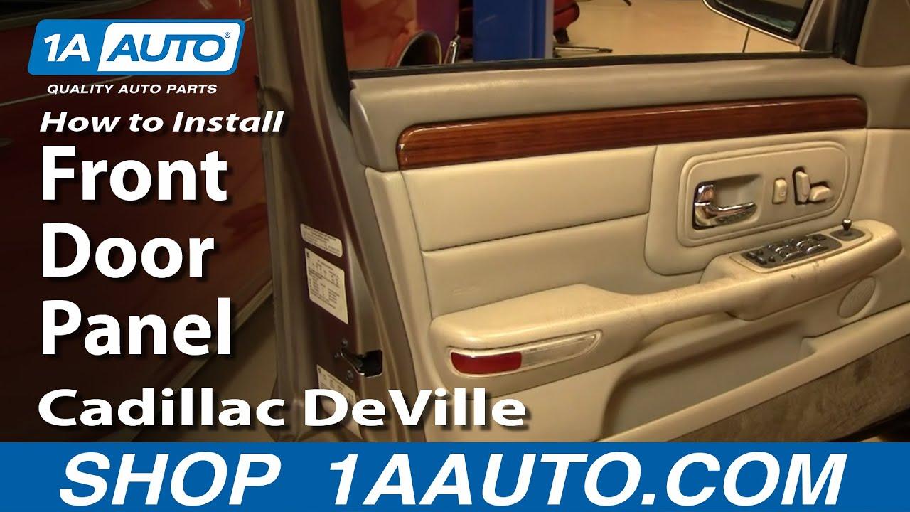 2001 Cadillac Deville Speakers Fuse Diagram