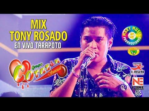 Corazón Sensual - Mix Tony Rosado (En Vivo)