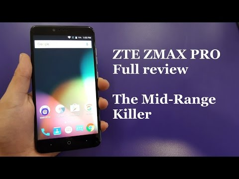 THERE WAS zte zmax pro tricks Never count the