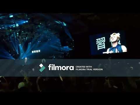 罗志祥 Show Luo 疯狂世界巡回演唱会 Crazy World Concert 20170812 part 1