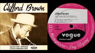 Salute To The Band Box(#1)- Clifford Brown