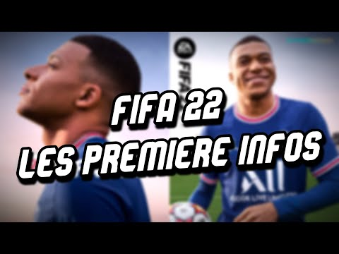 FIFA 22 - INFOS GAMEPLAY / CARRIERE / EDITION / VERSION PS5 PAYANTE... !