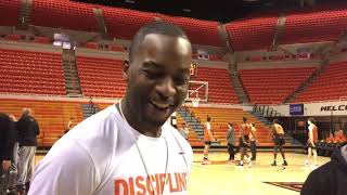 OSU Basketball: Preparing for Kansas