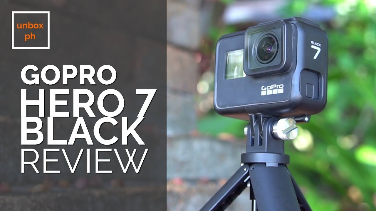 GoPro Hero 7 Black Review: The Best Action Camera Today