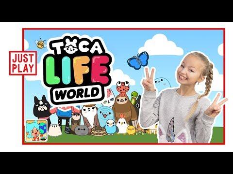 Toca Life World // ТОКА ЛАЙФ МИР // ЛЕТСПЛЕЙ ОТ ВАРИ // Just Play