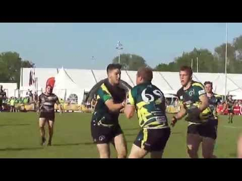 Flanders Open Rugby - Final Match