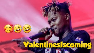 Mlindo - Valentines is coming , where's your boyfriend? 🤣🤣