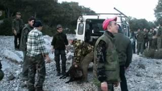 caccia grossa a Dorgali