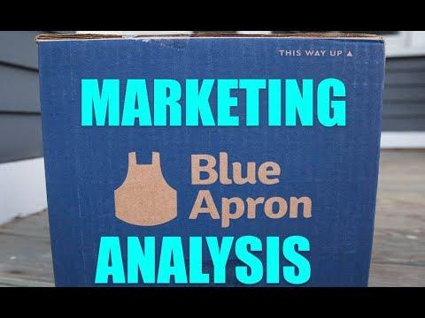 Blue Apron - A Simple Analysis