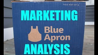 Blue Apron  A Simple Analysis