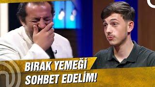 ŞEFLERİ KAHKAHAYA BOĞAN YARIŞMACI!   MasterChef Türkiye 8. Bölüm