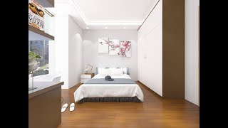 Quá trình thi công & lắp đặt căn hộ kiểu mẫu chung cư cao cấp Tràng An Complex - Nội thất Xavia