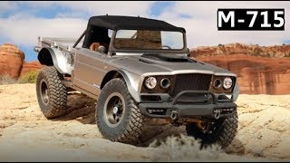 Jeep M-715 Five-Quarter - 2019 Moab Easter Jeep Safari