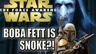 star wars theory   supreme leader snoke is actually boba fett