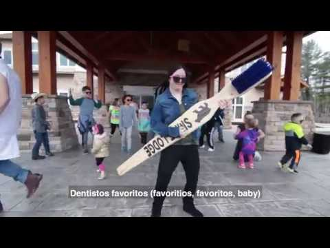 "The Smile Lodge's ""Dentist-ito"" Music Video"