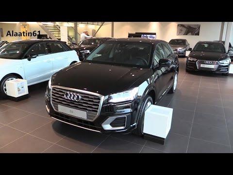 Audi Q2 2017  In Depth Review Interior Exterior