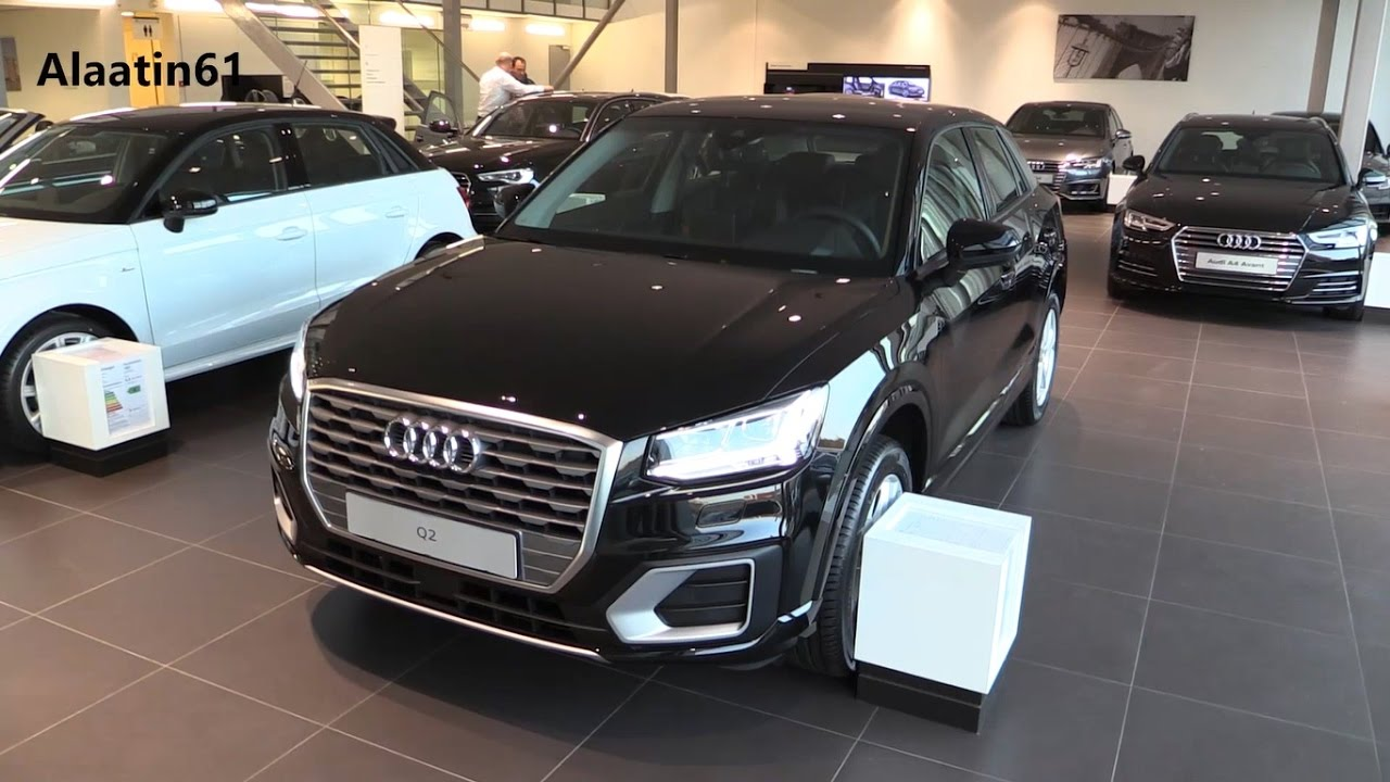 audi q2 2017 in depth review interior exterior youtube. Black Bedroom Furniture Sets. Home Design Ideas