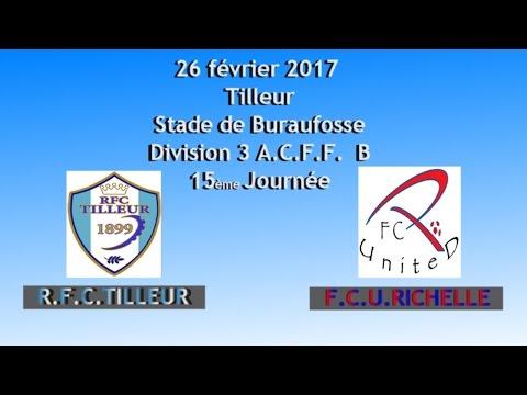 Résumé RFC Tilleur FC U Richelle