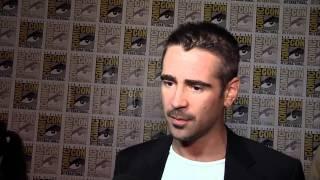Колин Фаррелл на  Comic-Con 2012