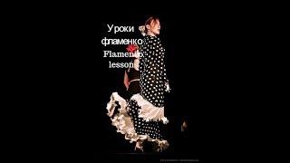 Уроки фламенко для начинающих Основное Урок 3 Flamenco lessons