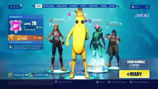 "Fortnite doing ""no sweat"" with all skins"