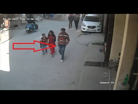 Caught in camera : Delhi Serial Rapist caught in cctv : 2 साल से कर रहा था रेप