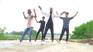 Bhangara dance step tutorial by the real talent company choreograph by pankaj