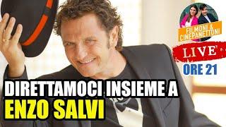 🔴intervista In Diretta Con Enzo Salvi