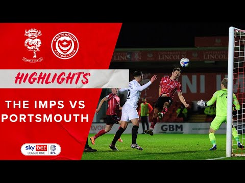 Lincoln Portsmouth Goals And Highlights